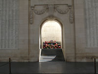 The Menin Gate Interior Ypres